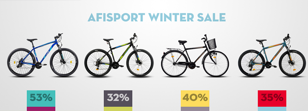 Promo Bicicleta Afisport 2921 Supra