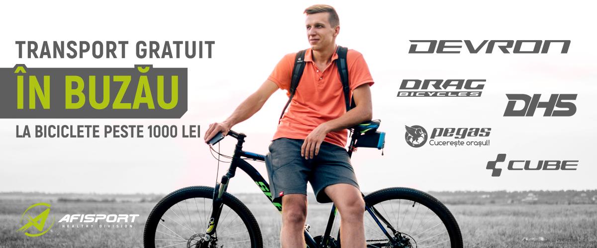 Biciclete Buzay Transport Gratuit