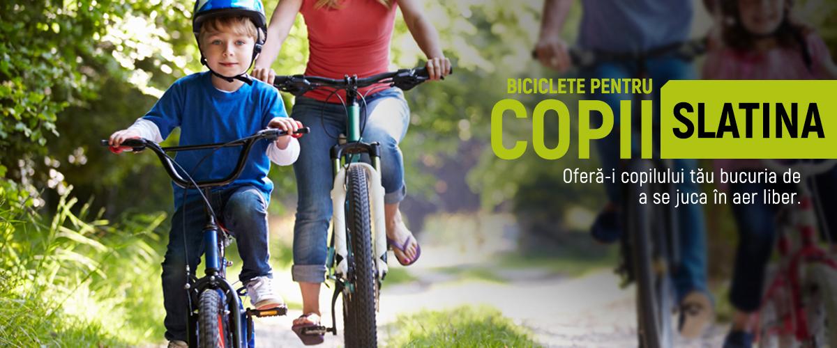 Biciclete copii Slatina