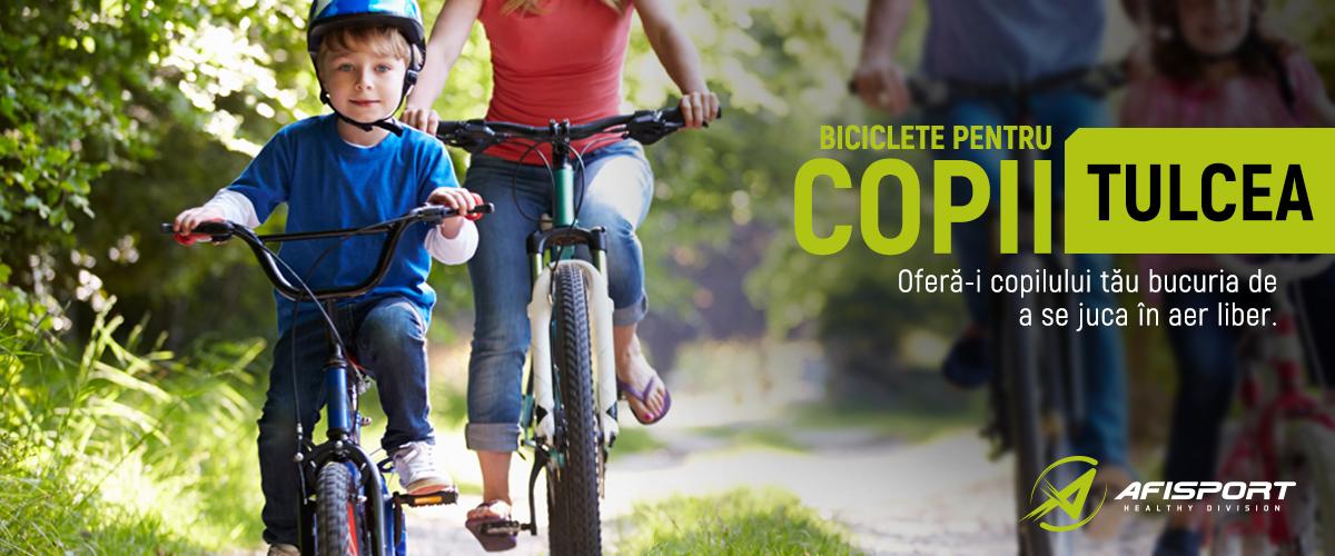 Biciclete copii Tulcea