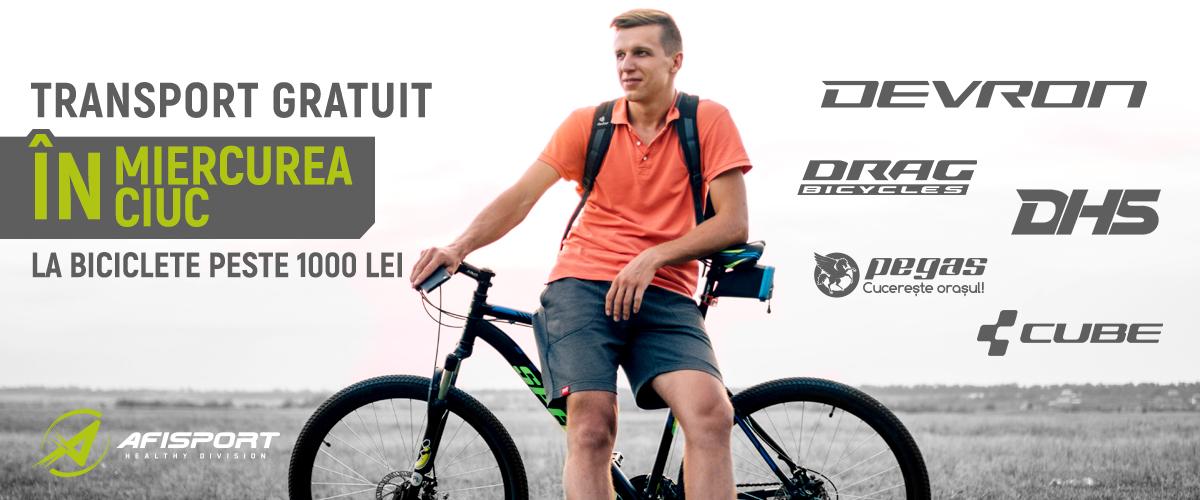 Biciclete Miercurea Ciuc Transport Gratuit
