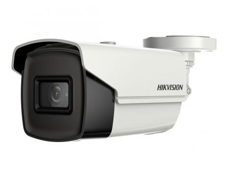 Camera de exterior Ultra low light, 5 MP, lentila 3.6mm, IR 80, Hikvision DS-2CE16H8T-IT5F 0