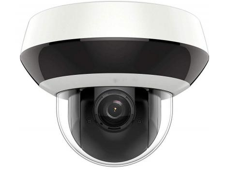 Camera IP wireless, PTZ, 4 Megapixeli, Mini-dome, IR 20mk, Hikvision DS-2DE2A404IW-DE3/W 0