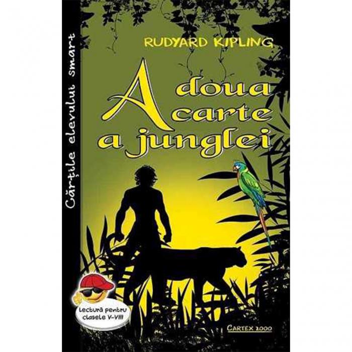 A doua carte a junglei [0]