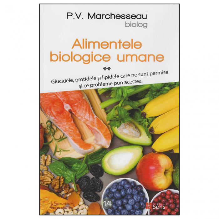Alimentele biologice umane. Vol. II [0]