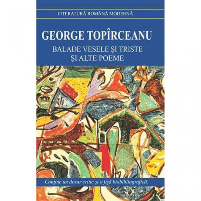 Balade vesele si triste-George Toparceanu [0]