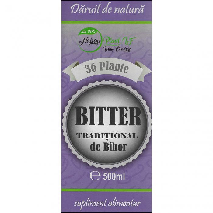 Bitter Taraditional de Bihor 36 plante 500ml [0]