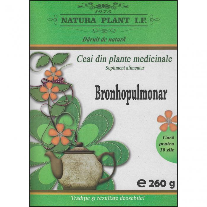 Ceai Bronhopulmonar 260gr [0]