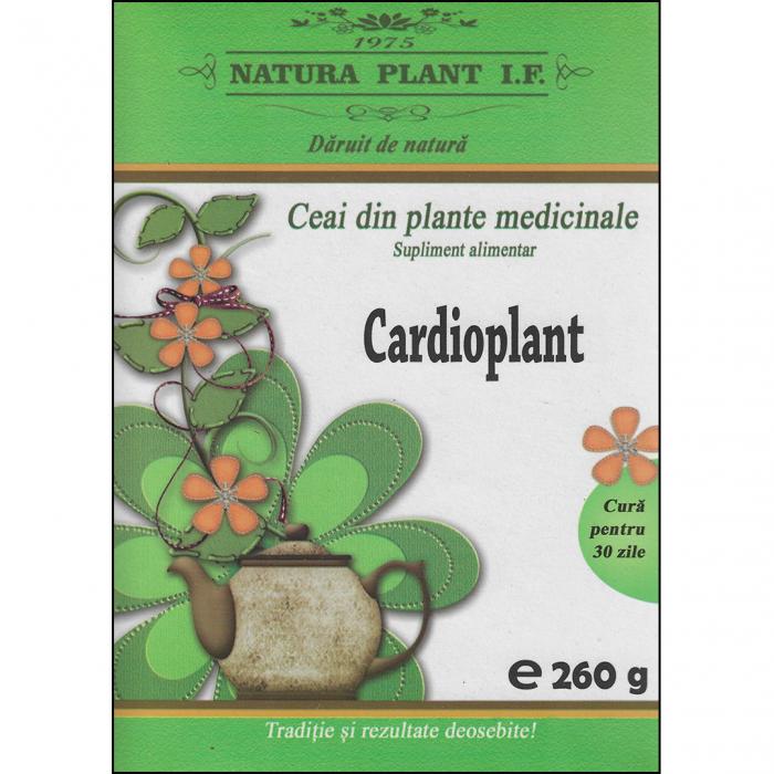 Ceai Cardioplant 260 gr [0]