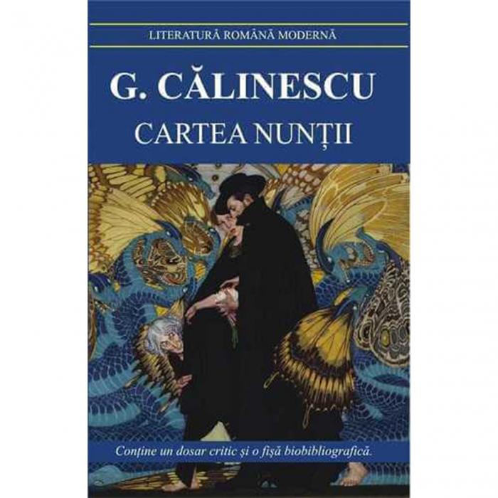 Cartea nuntii-George Calinescu [0]