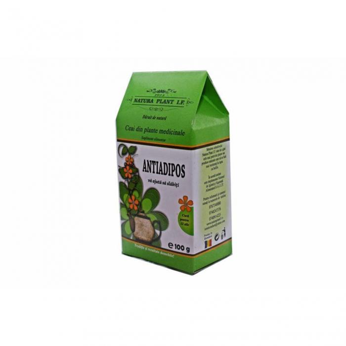 Ceai Antiadipos (cură de slăbire) 100 gr [0]