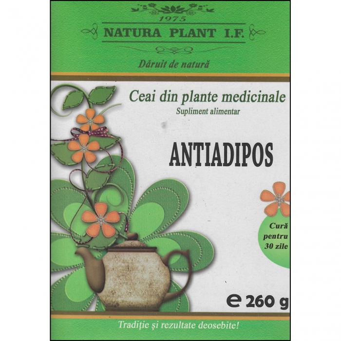 Ceai Antiadipos (pentru slabit) 260gr [0]