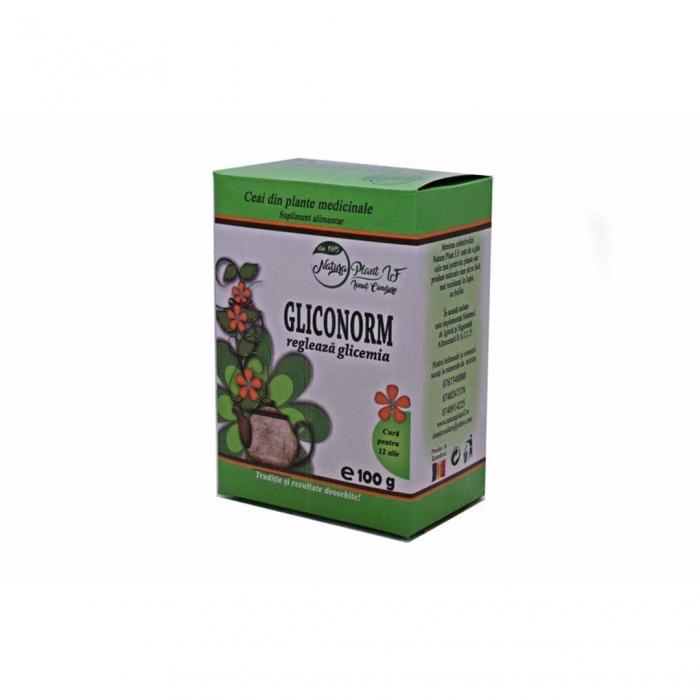 Ceai Gliconorm 100 gr [0]