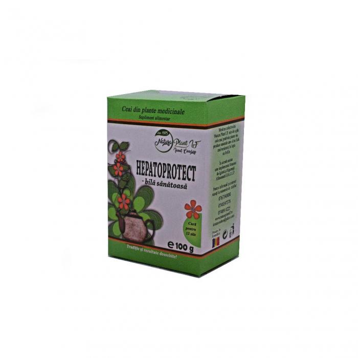 Ceai Hepatoprotect-bilă sănătoasă 15 plicuri [0]