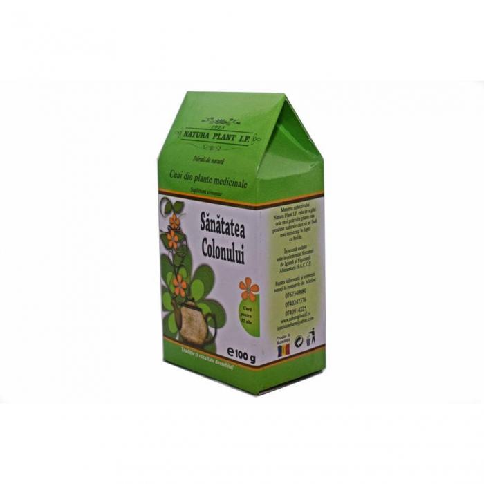 Ceai Sănătatea Colonului 100 gr [0]