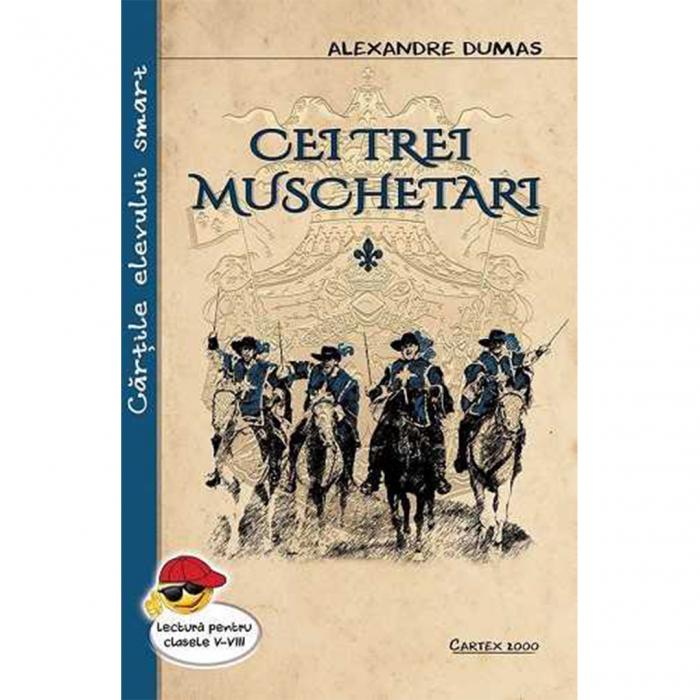 Cei trei muschetari (2 volume) [0]