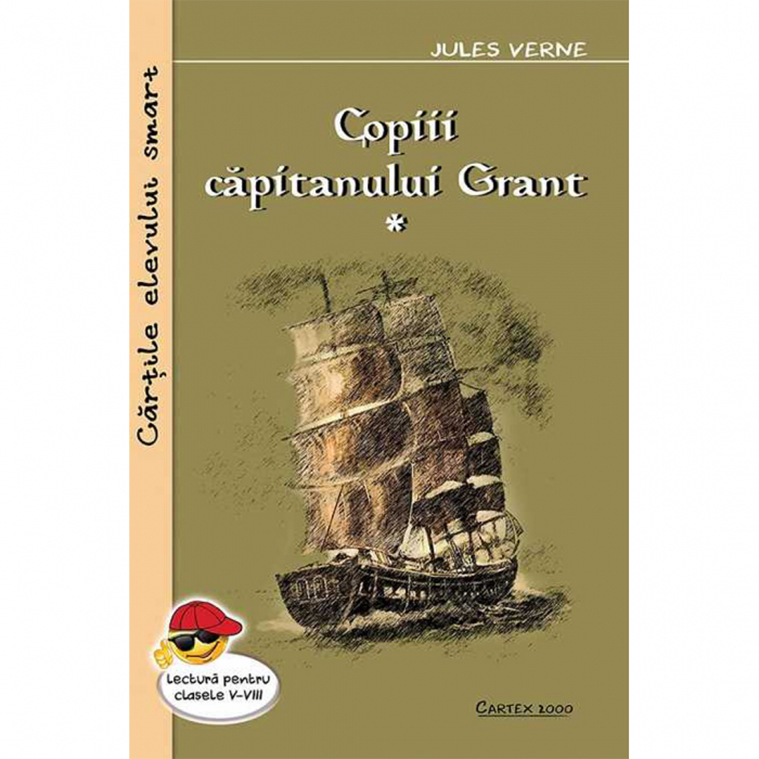 Copiii capitanului Grant (2 volume) [0]