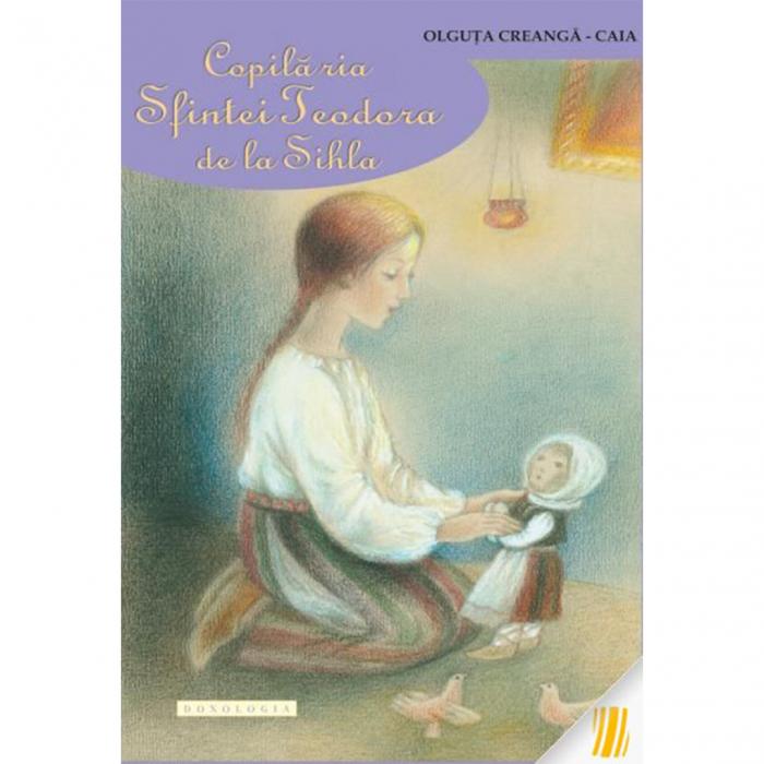 Copilăria Sfintei Teodora de la Sihla [0]