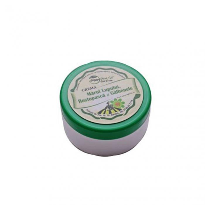 Crema Mărul Lupului, Rostopască și Gălbenele 100 ml [0]