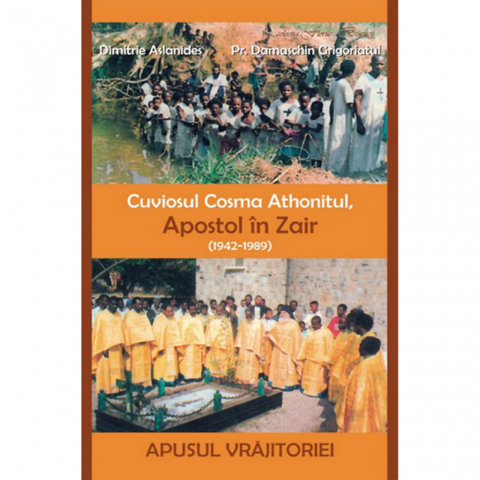 Cuviosul Cosma Athonitul, Apostol în Zair (1942-1989) [0]