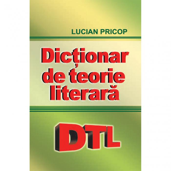 Dictionar de teorie literara [0]