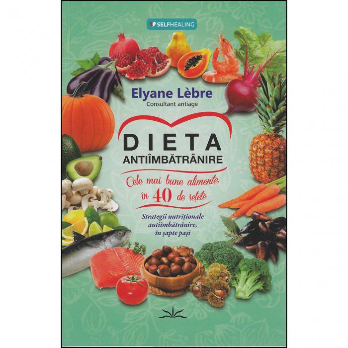 Dieta antiîmbătrânire. Cele mai bune alimente în 40 de reţete [0]
