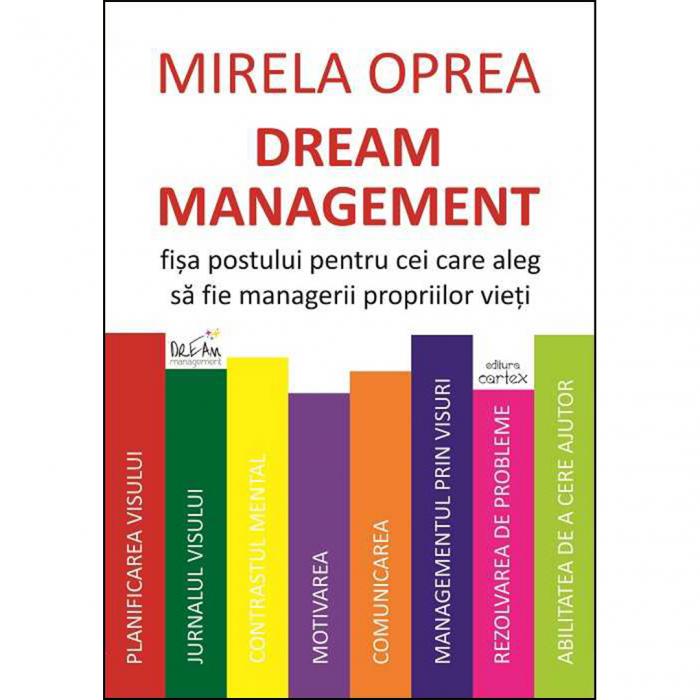 Dream Management. Fisa postului pentru cei care aleg sa fie managerii propriilor vieti [0]