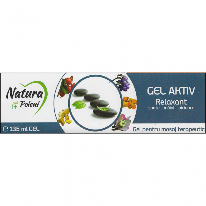 Gel aktiv Relaxant 135 ml – maini-spate-picioare [0]