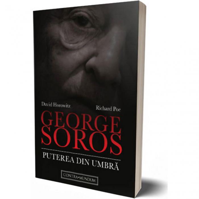 George Soros - puterea din umbră [0]