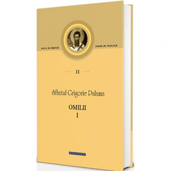 Omilii I. Pagini de filocalie 11 [0]