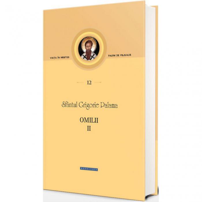 Omilii II. Pagini de filocalie 12 [0]