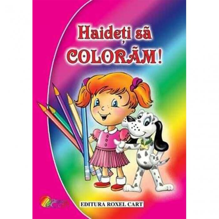 Haideți să colorăm – Pentru fetițe [0]