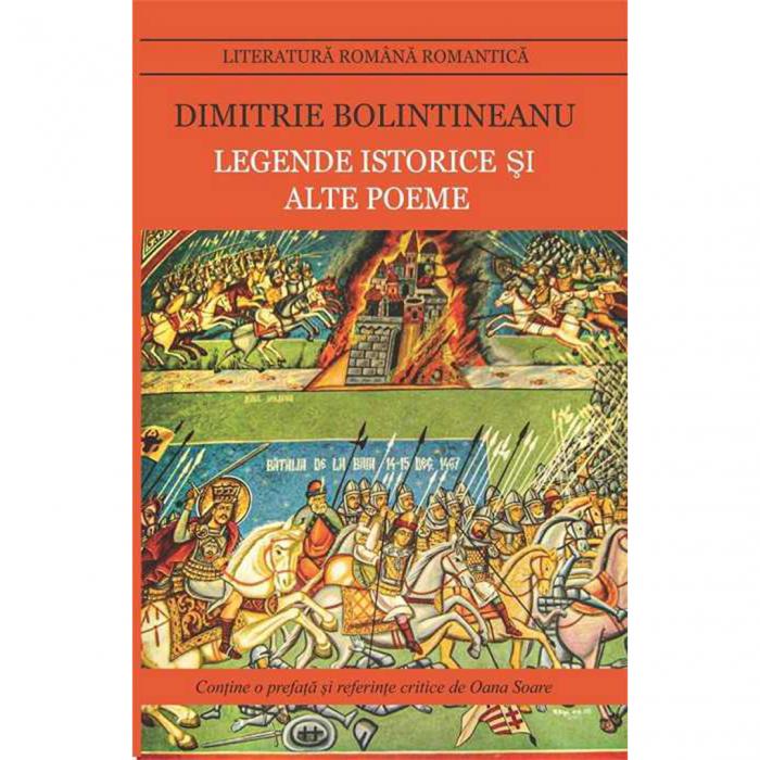 Legende istorice si alte poeme [0]