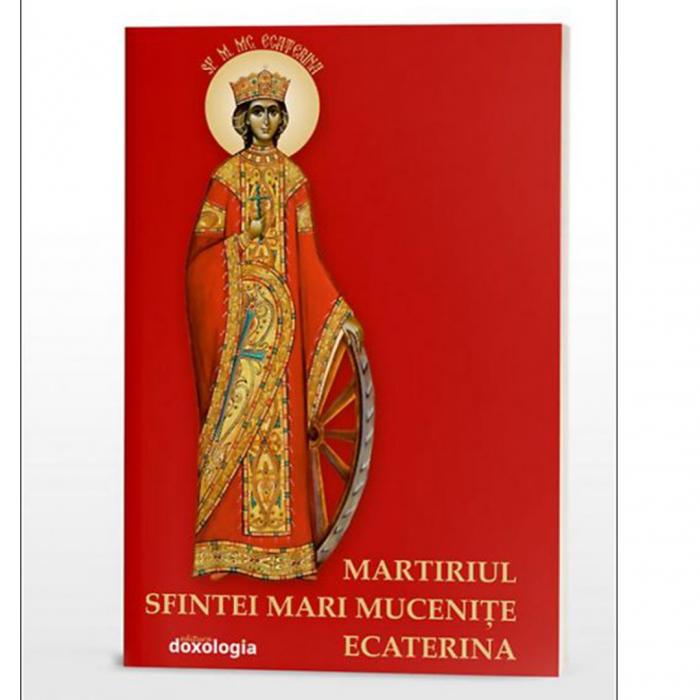Martiriul Sfintei Mari Mucenițe Ecaterina [0]