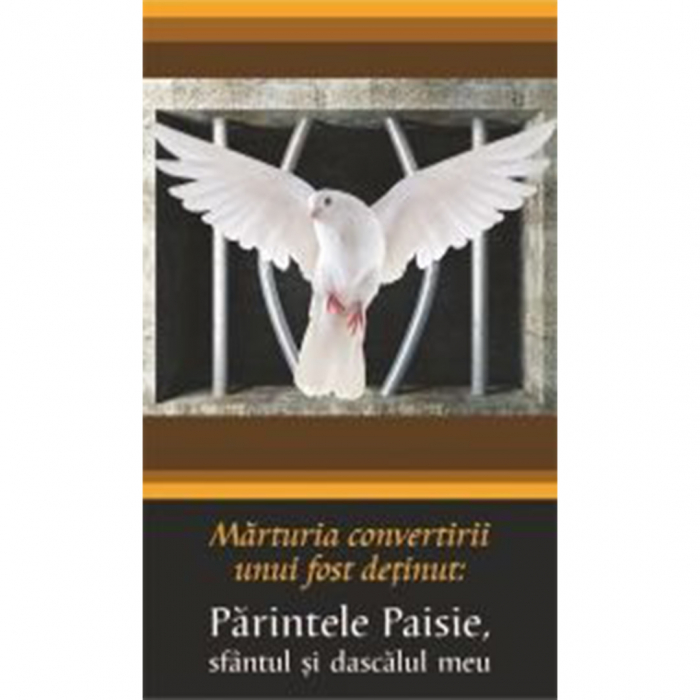 Mărturia convertirii unui fost deținut: Părintele Paisie, sfântul si dascălul meu [0]