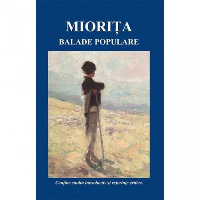 Miorita. Balade populare [0]