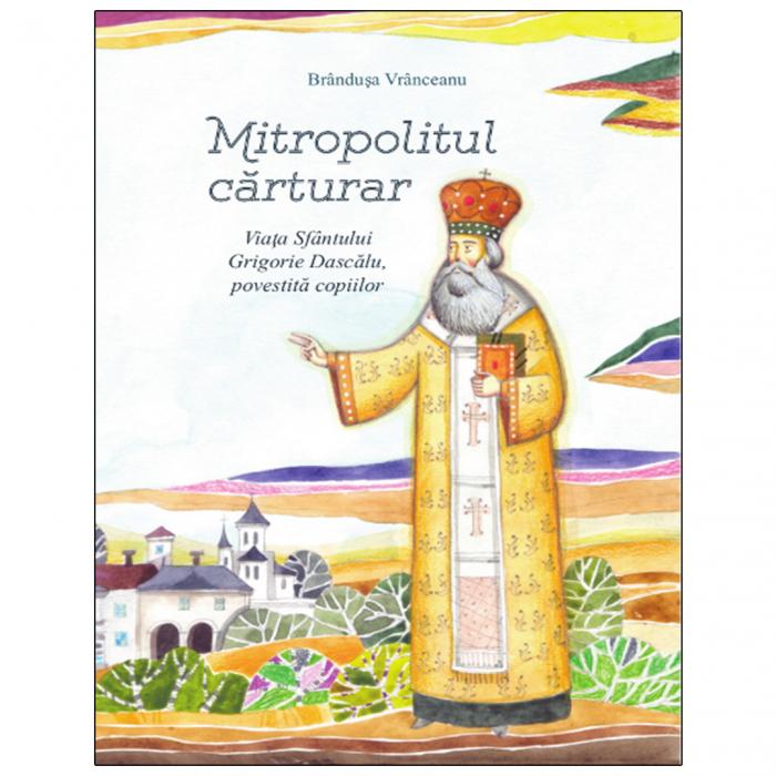 Mitropolitul cărturar ( conține CD audio) [0]