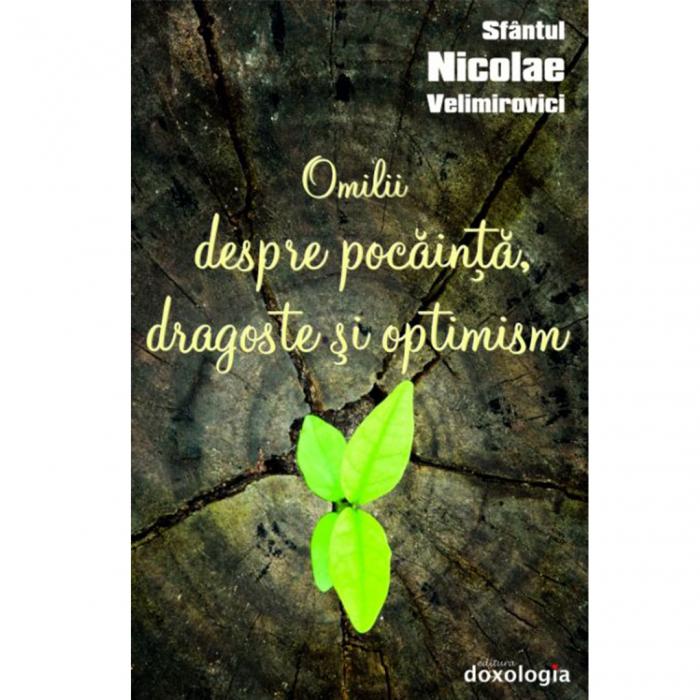 Omilii despre pocăință, dragoste și optimism [0]