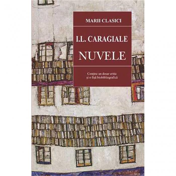 Nuvele - Ion Luca Caragiale [0]