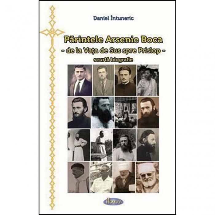 Părintele Arsenie - De la Vaţa de Sus spre Prislop [0]
