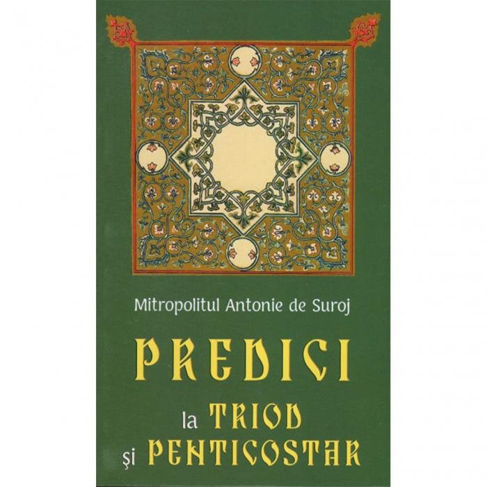 Predici la Triod şi Penticostar [0]