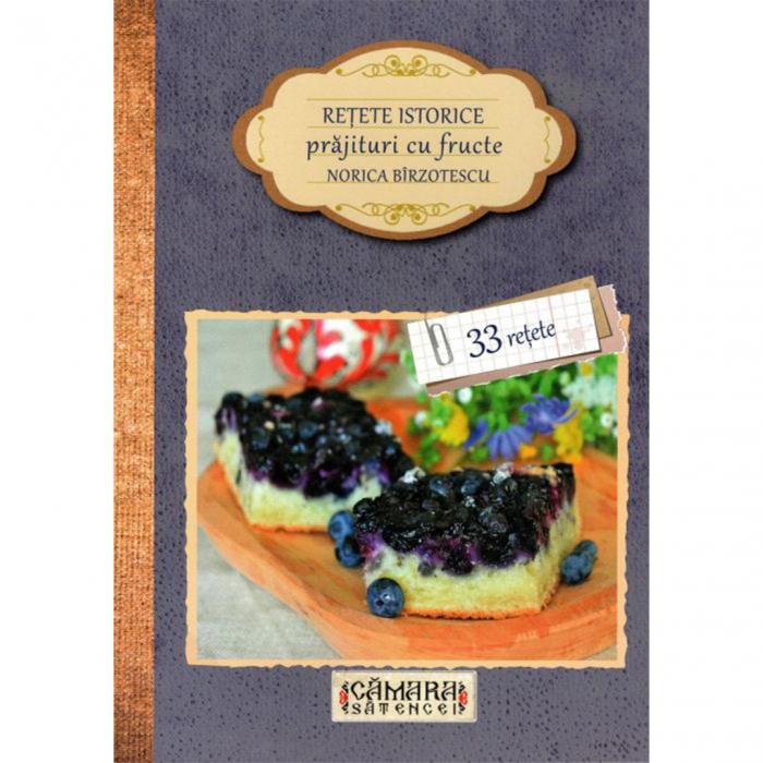 Rețete istorice - prăjituri cu fructe [0]