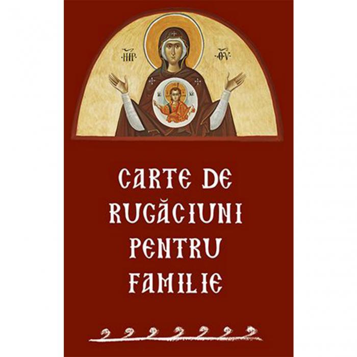 Carte de rugăciuni pentru familie [0]
