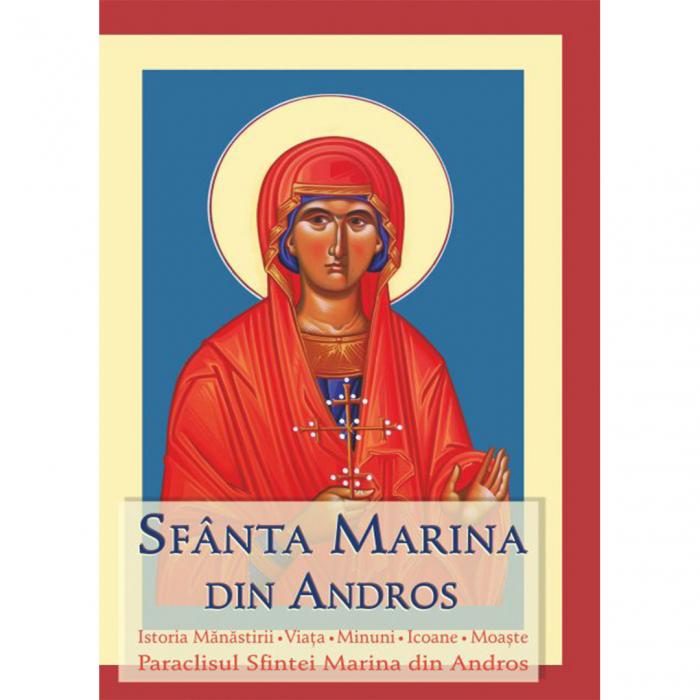 Sfânta Marina din Andros [0]