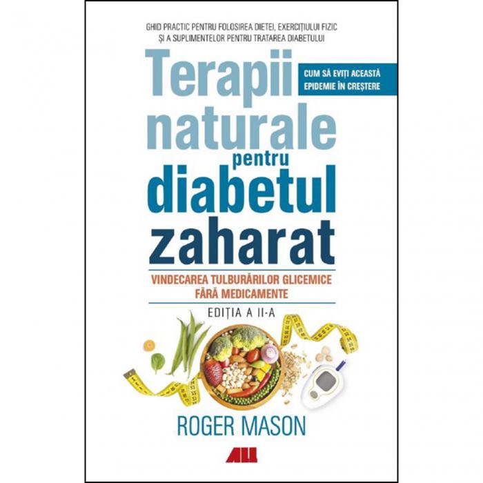 Terapii naturale pentru diabetul zaharat [0]