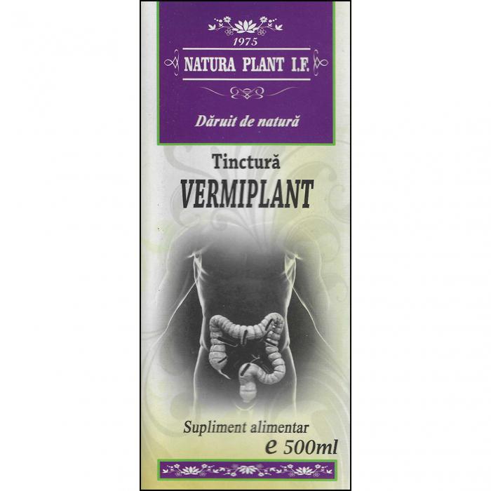 Tinctura Vermiplant 500ml [0]