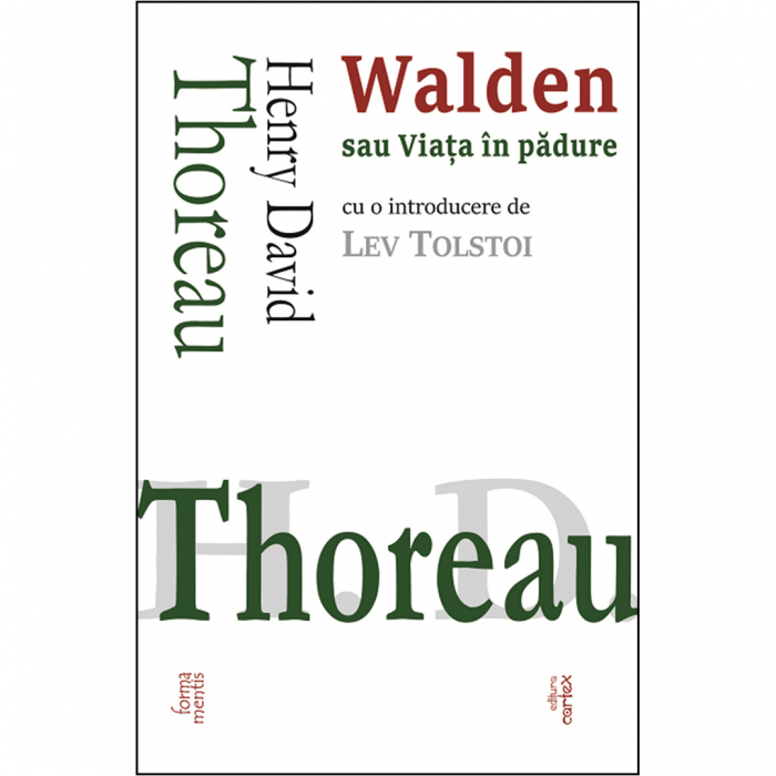Walden sau Viata in padure [0]
