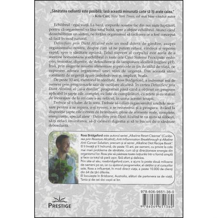 Detoxifiere prin dietă alcalină [1]