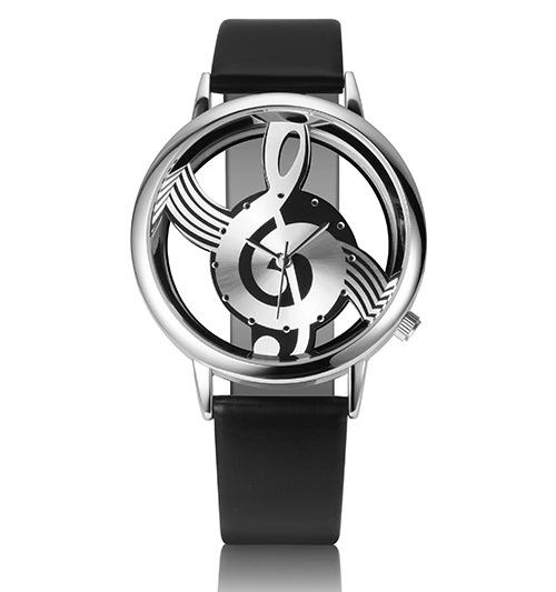 ceas dama cu cadran sub forma de cheia sol [0]