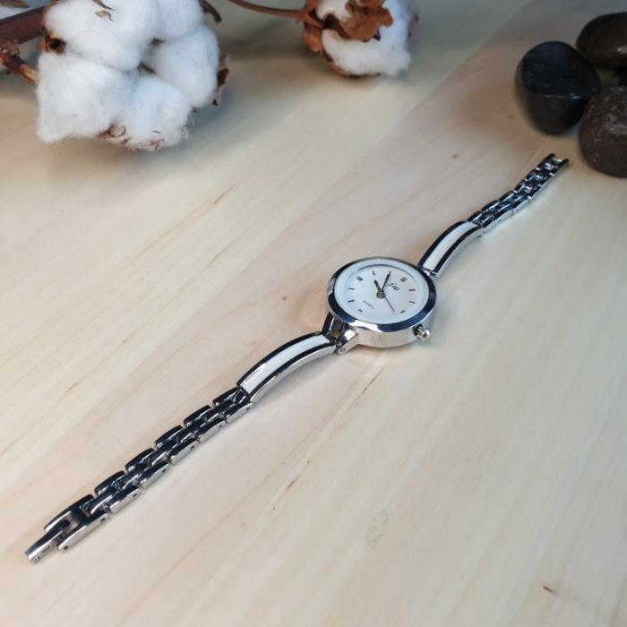 ceas dama elegant cu bratara metalica 1